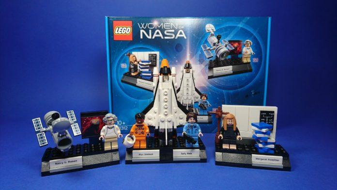 Review LEGO Ideas 21312 Women of NASA