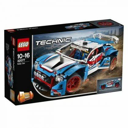 LEGO Technic42077 Rally Car