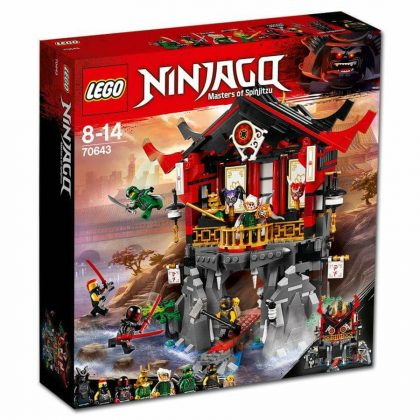 LEGO Ninjago70643 Temple of Resurrection