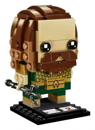 LEGO BrickHeadz41600 Aquaman