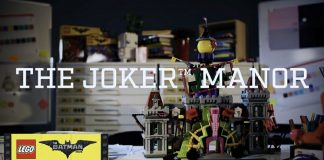 The Joker Manor Designer Video