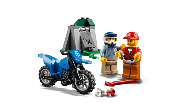 LEGO City60170 Off-Road Chase