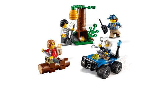 LEGO City60171 Mountain Fugitives