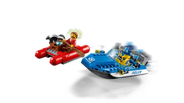 LEGO City60176 Wild River Escape