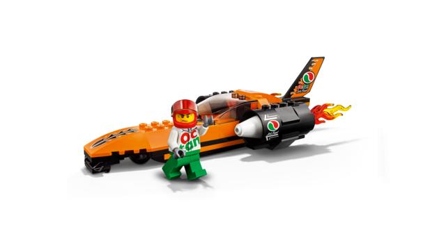 LEGO City60178 Speed Record Car