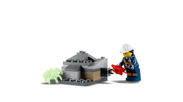 LEGO City60184 Mining Team