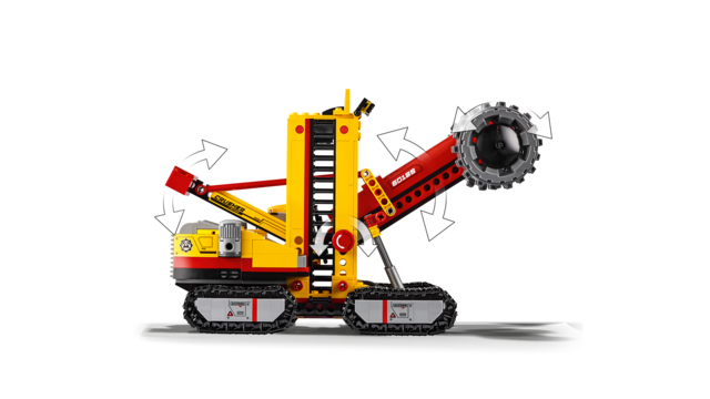 LEGO City60188 Mining Experts Site