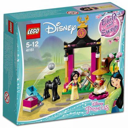 LEGO Disney41151 Mulan's Training Day