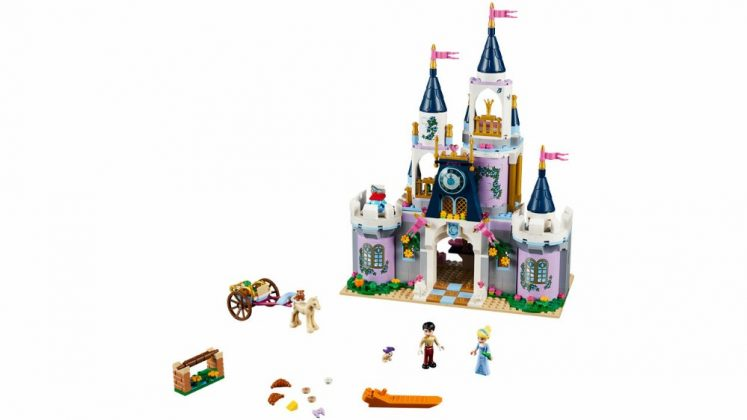 LEGO Disney41154 Cinderella's Dream Castle