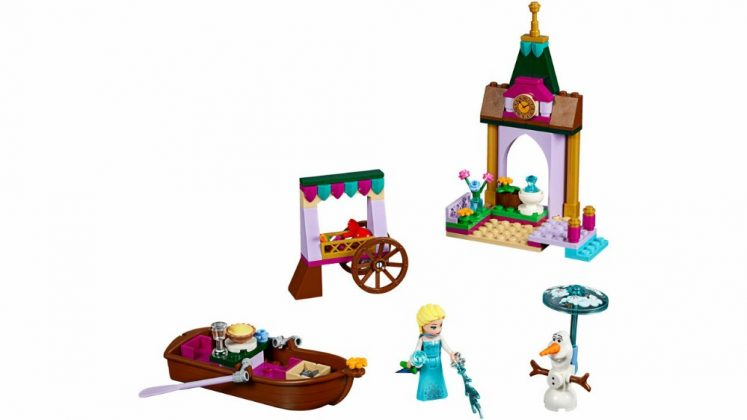 LEGO Disney41155 Elsa's Market Adventure