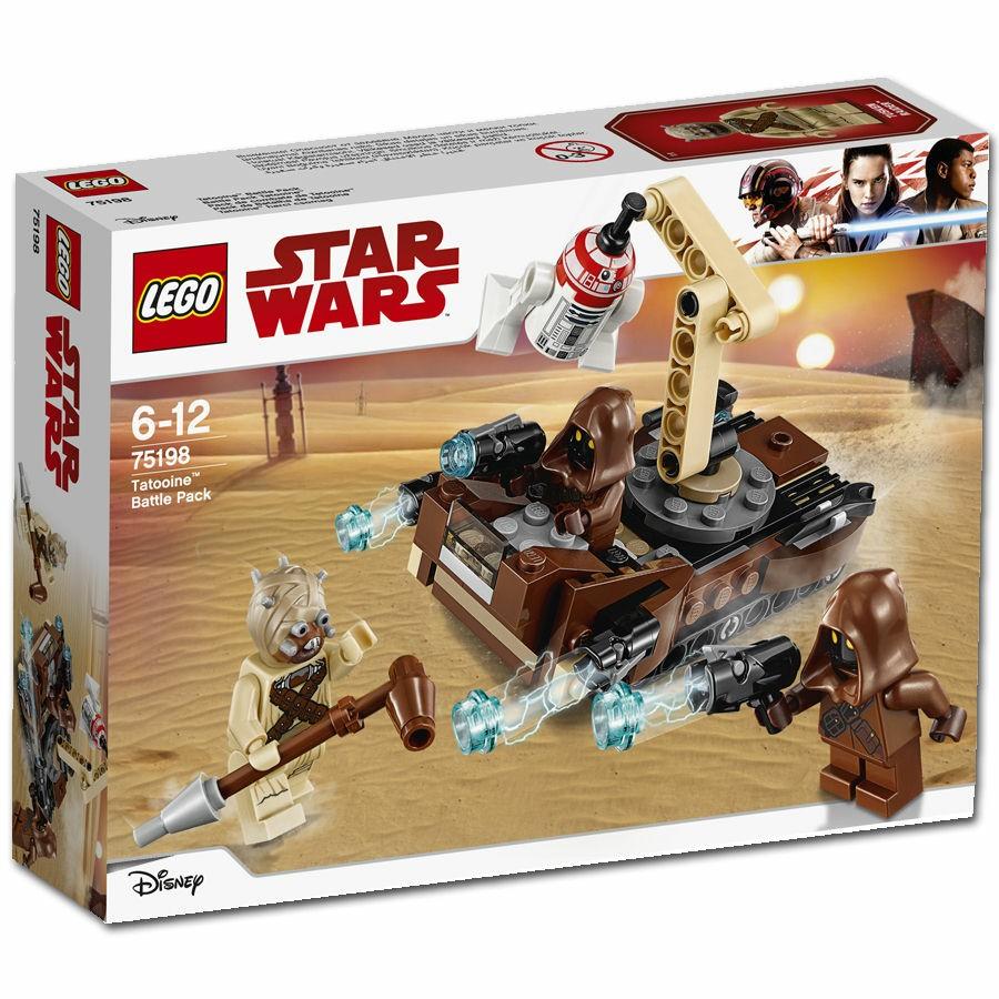 LEGO Star Wars 75198 Tatooine Battle Pack