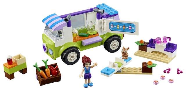 LEGO Juniors10749 Mia's Organic Food Market