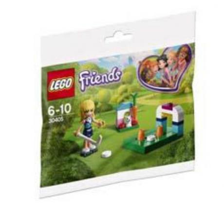 LEGO Friends 30405 Stephanie's Hockey Practice