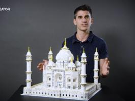 LEGO Creator Expert 10256 Taj Mahal Designer Video