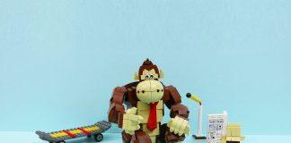 LEGO Ideas Donkey Kong