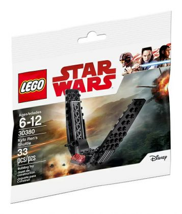 LEGO Star Wars 30380 Kylo Ren's Shuttle