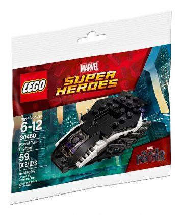 LEGO Marvel 30450 Royal Talon Fighter