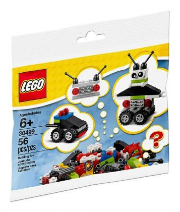 LEGO Classic 30499 Robot/Wehicle Free Build