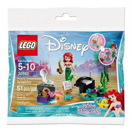 LEGO Disney 30552 Ariel's Underwater Symphony