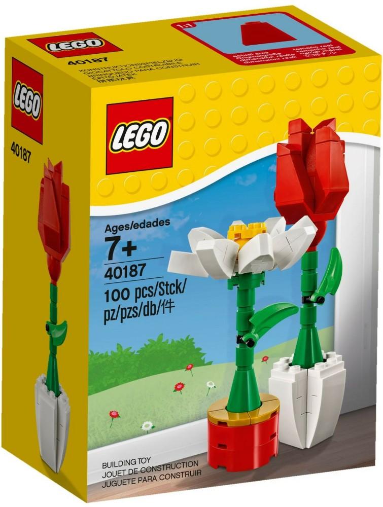 LEGO 40187 Flowers\