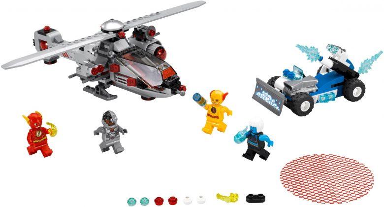 LEGO DC Comics 76098 Speed Force Freeze Pursuit