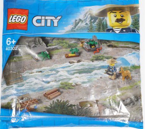 LEGO City 40302 Become My City Hero