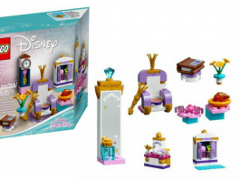LEGO Disney Princess 40307 Accessory Pack