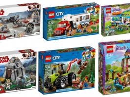Nieuwe LEGO sets winter 2018 deels verkrijgbaar