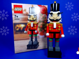 Review LEGO 40254 Nutcracker