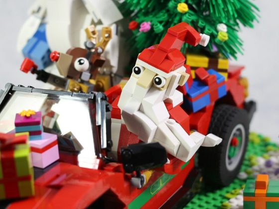 Christmas Dreams door LEGO 7