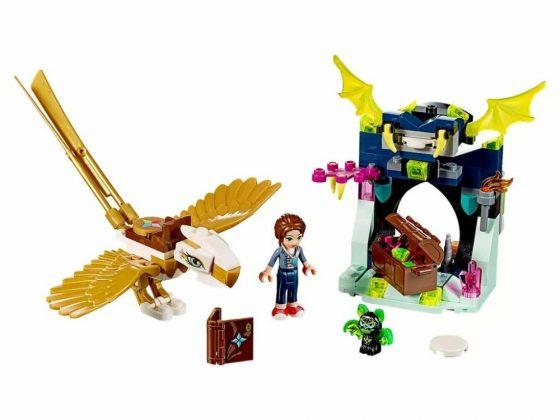 LEGO Elves41190 Emily Jones Eagle Getaway
