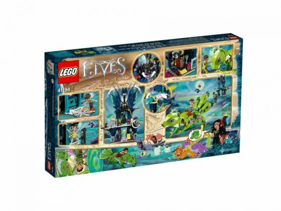 LEGO Elves 41194 Noctura's Tower & the Earth Fox Rescue