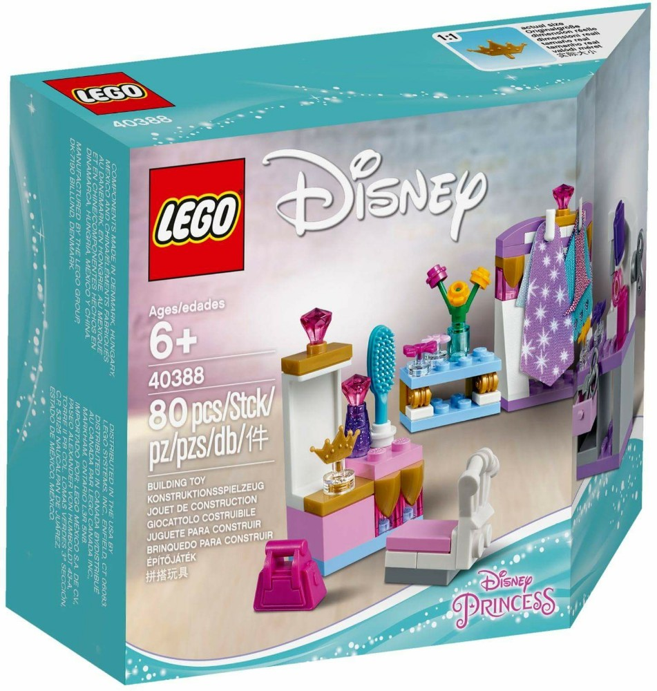 LEGO Disney Princess 40388 Accessory Pack