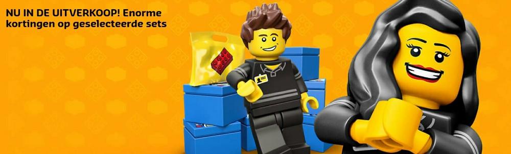 LEGO Uitverkoop