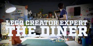 LEGO Creator Expert 10260 Downtown Diner Designer Video