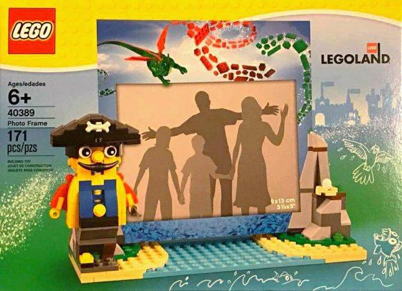 LEGO 40389 LEGOLAND Photo Frame