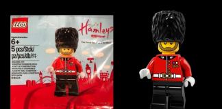 LEGO 5005233 Hamley's Royal Guard Minifig