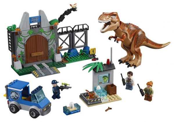 LEGO Juniors 10758 T. rex Breakout