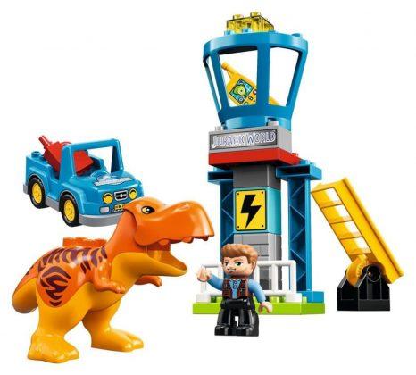 LEGOLEGO Duplo 10880 T. rex Tower Jurassic World 10880 T. rex Tower