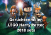 Geruchtenmolen LEGO Harry Potter 2018 sets