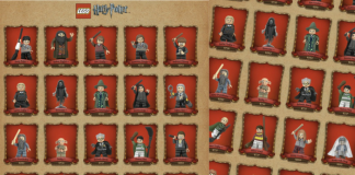 LEGO Harry Potter CMF