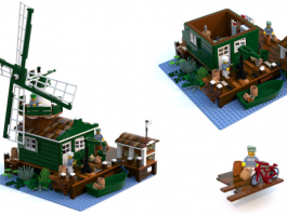 LEGO Ideas The Windmill
