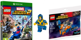 Win LEGO Marvel Super Heroes 2 met goodie-pakket