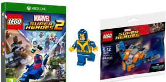Win LEGO Marvel Super Heroes 2 met goodie-pakket