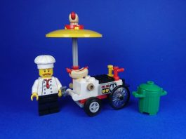 LEGO City 30356 Hot Dog Stand