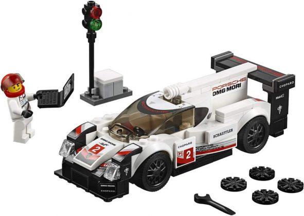 LEGO Speed Champions 75887 Porsche 919 Hyrid