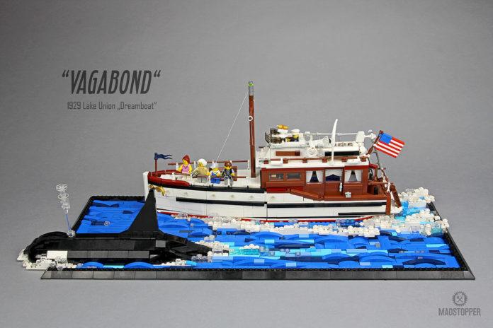 Lake Union Dreamboot Vagabont