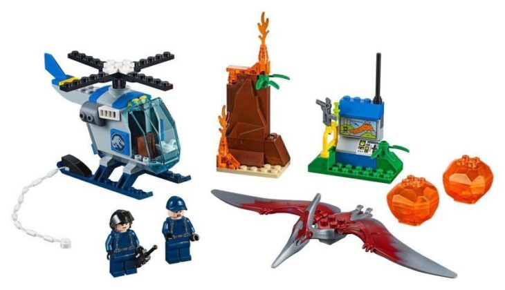 LEGO Juniors 10756 Pteranodon Escape