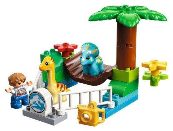 LEGO Duplo 10879 Gentle Giants Petting Zoo