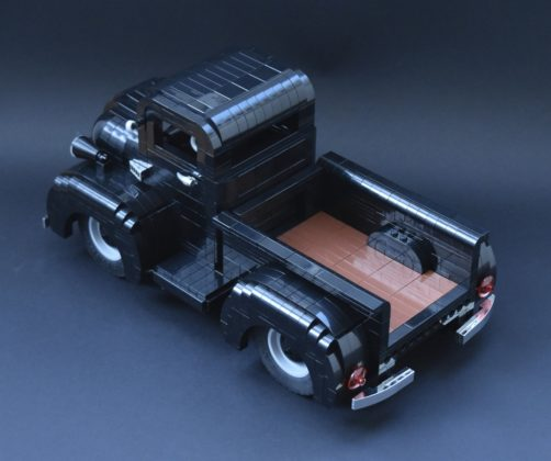 LEGO Ideas 1950 Breakdown Truck